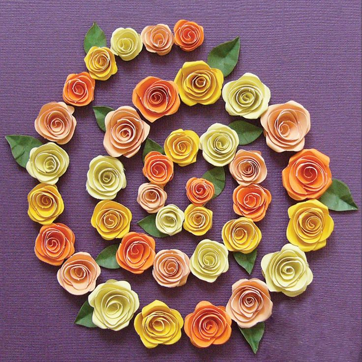 origami rose printable instructions