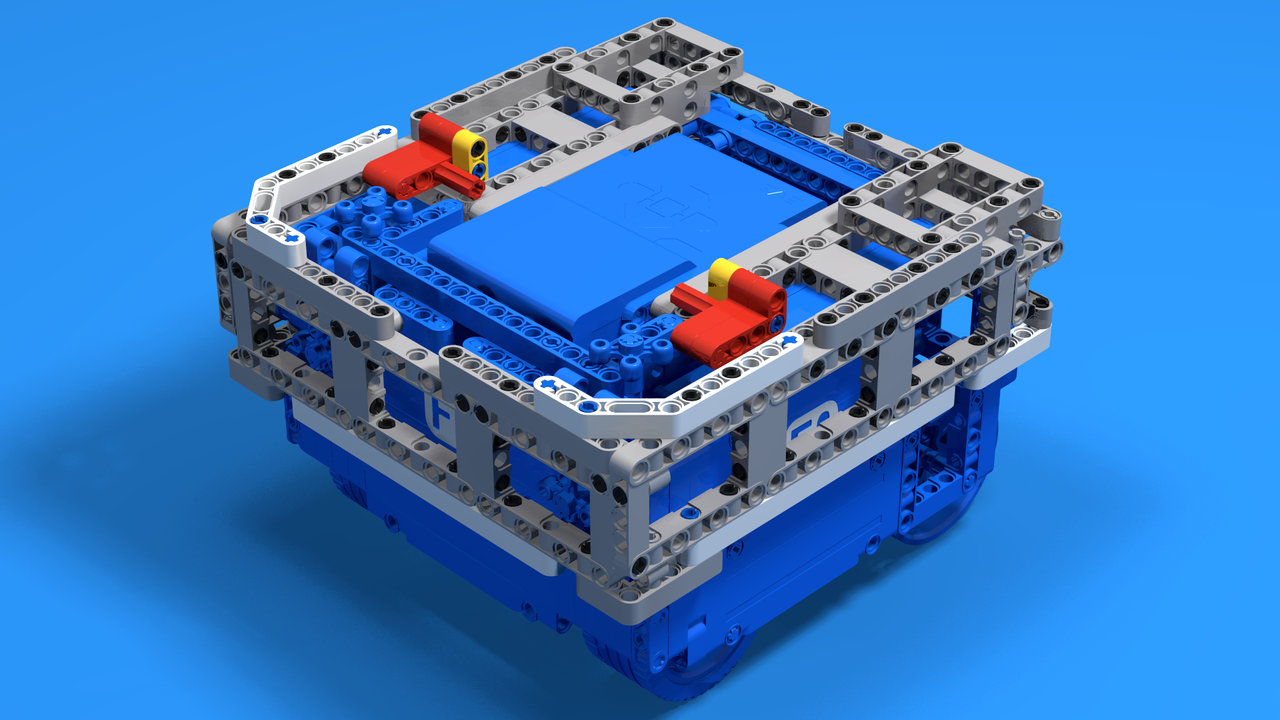 fll box robot building instructions