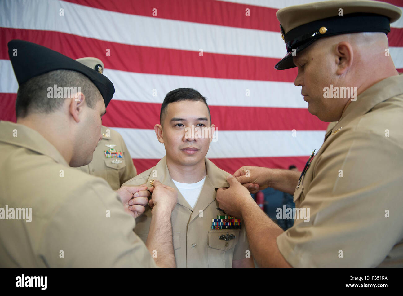 navy officer frocking instruction