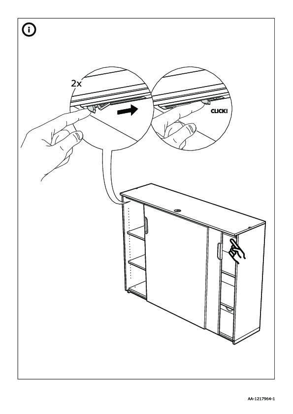 ikea galant assembly instructions
