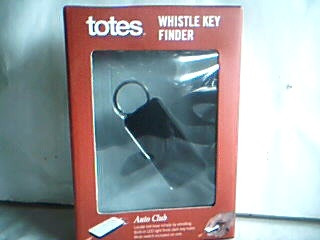 totes whistle key finder instructions