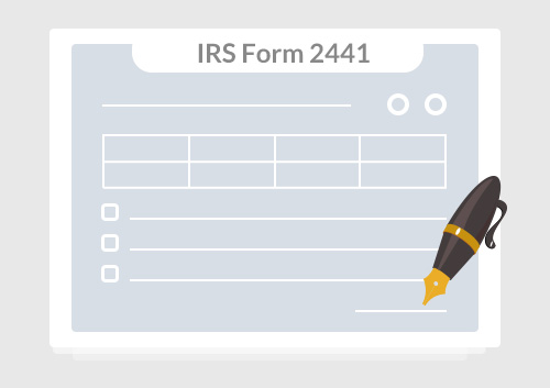 irs form 2441 instructions