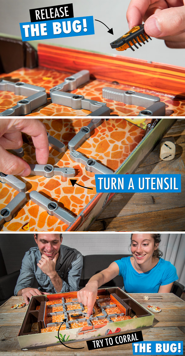game of life twists and turns instructions