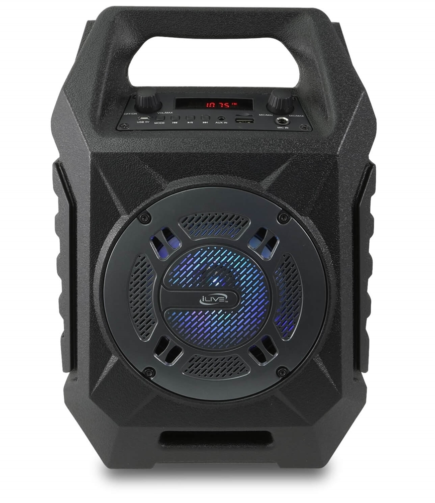 ilive bluetooth speaker instructions