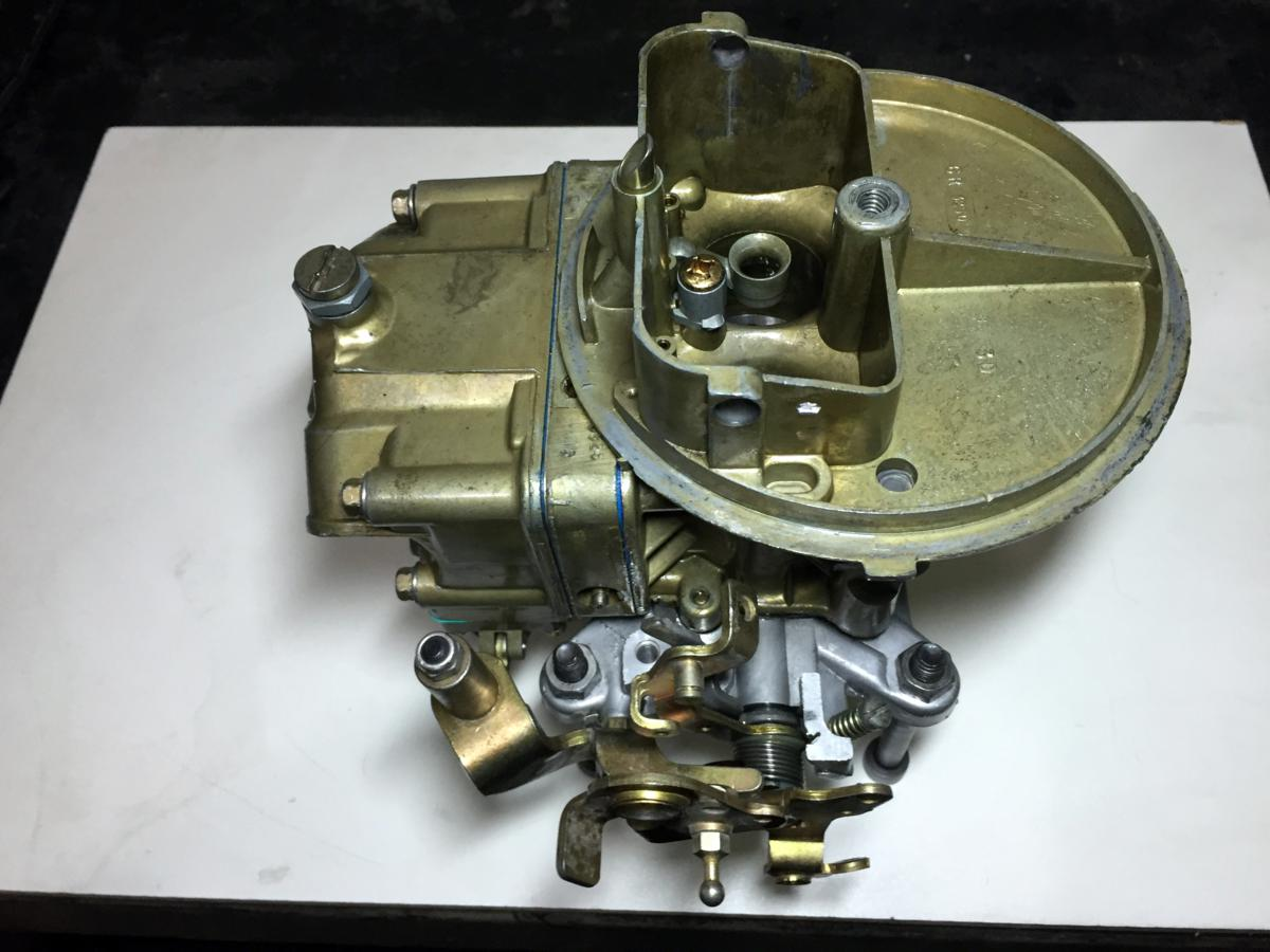 holley 4412 rebuild instructions