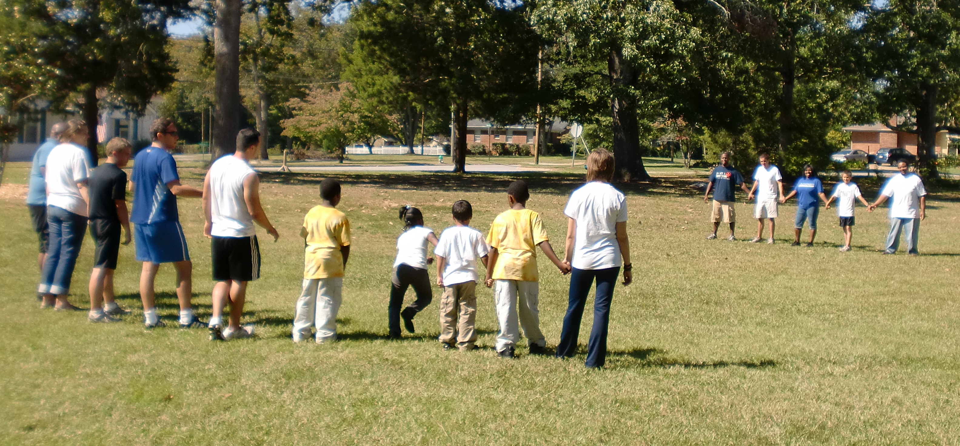 red rover game instructions