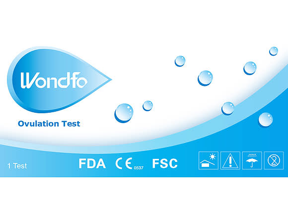 wondfo ovulation test strips instructions