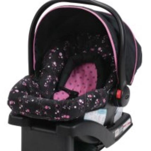 graco click connect car seat instructions