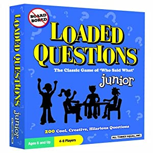 loaded questions game instructions
