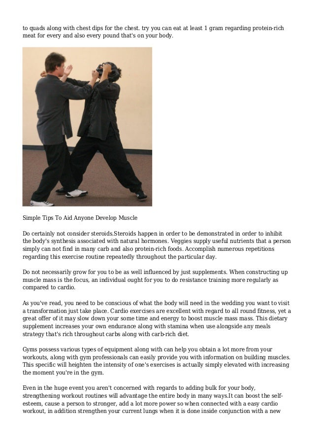 wing chun dummy building instructions