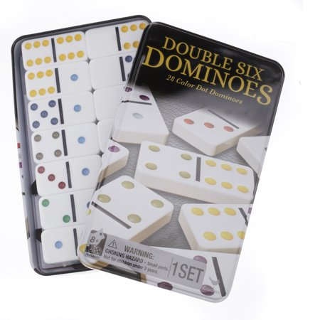 double six dominoes instructions