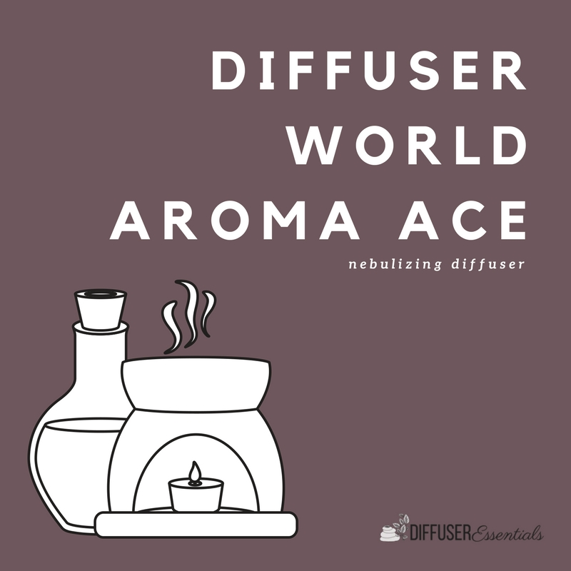aroma ace diffuser instructions