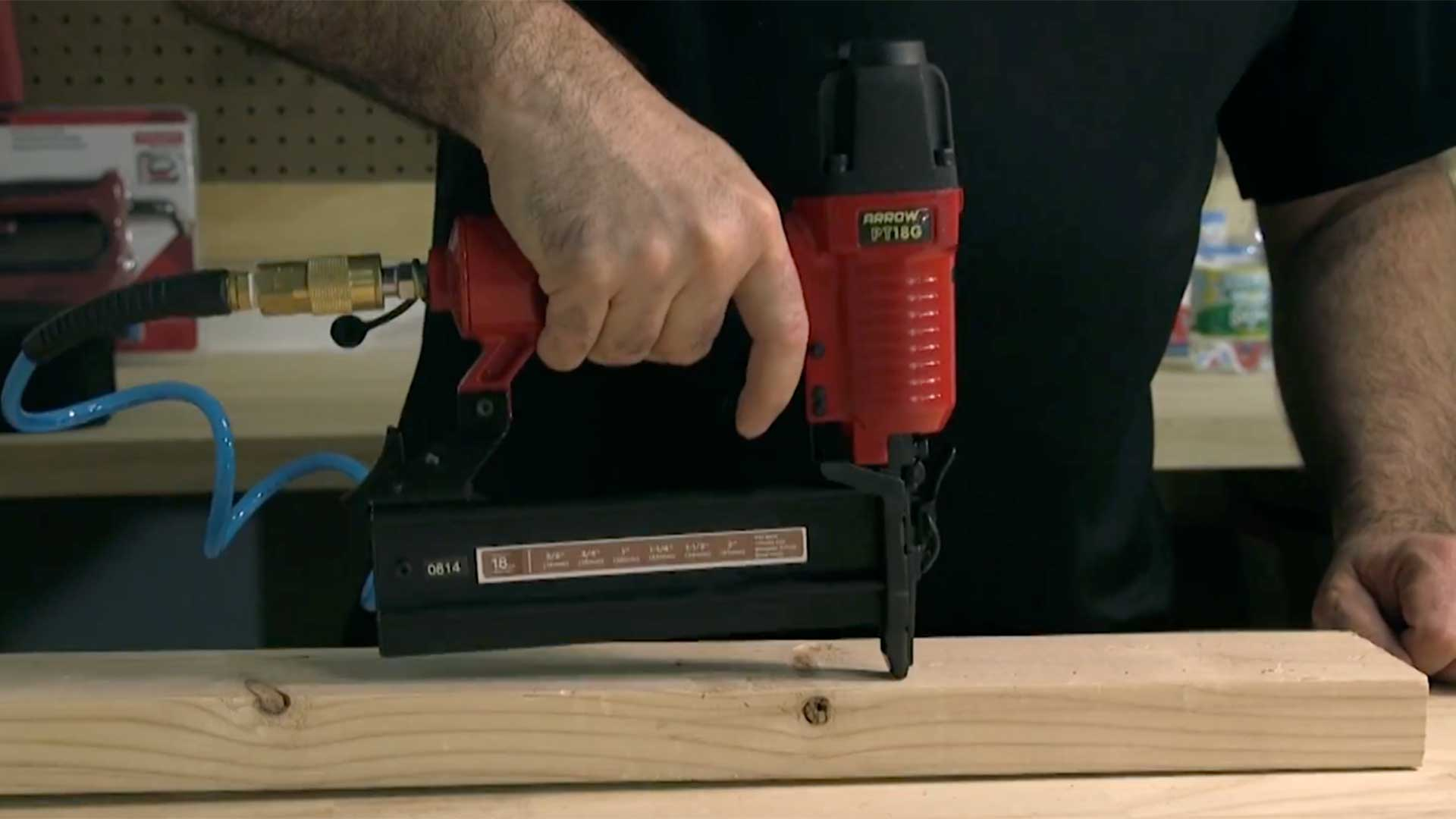 arrow t25 staple gun instructions