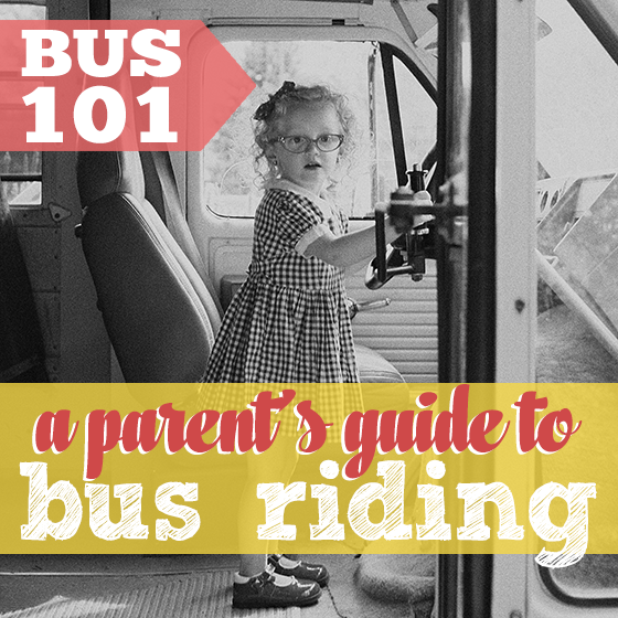 ride the bus instructions