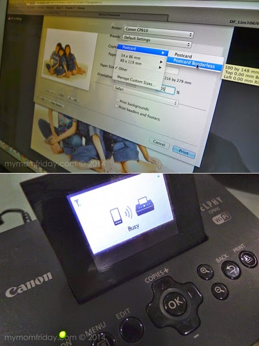 canon selphy cp910 instructions