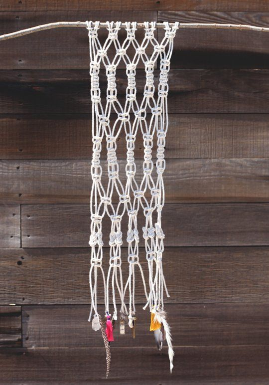 how to make a hanging mobile instructions