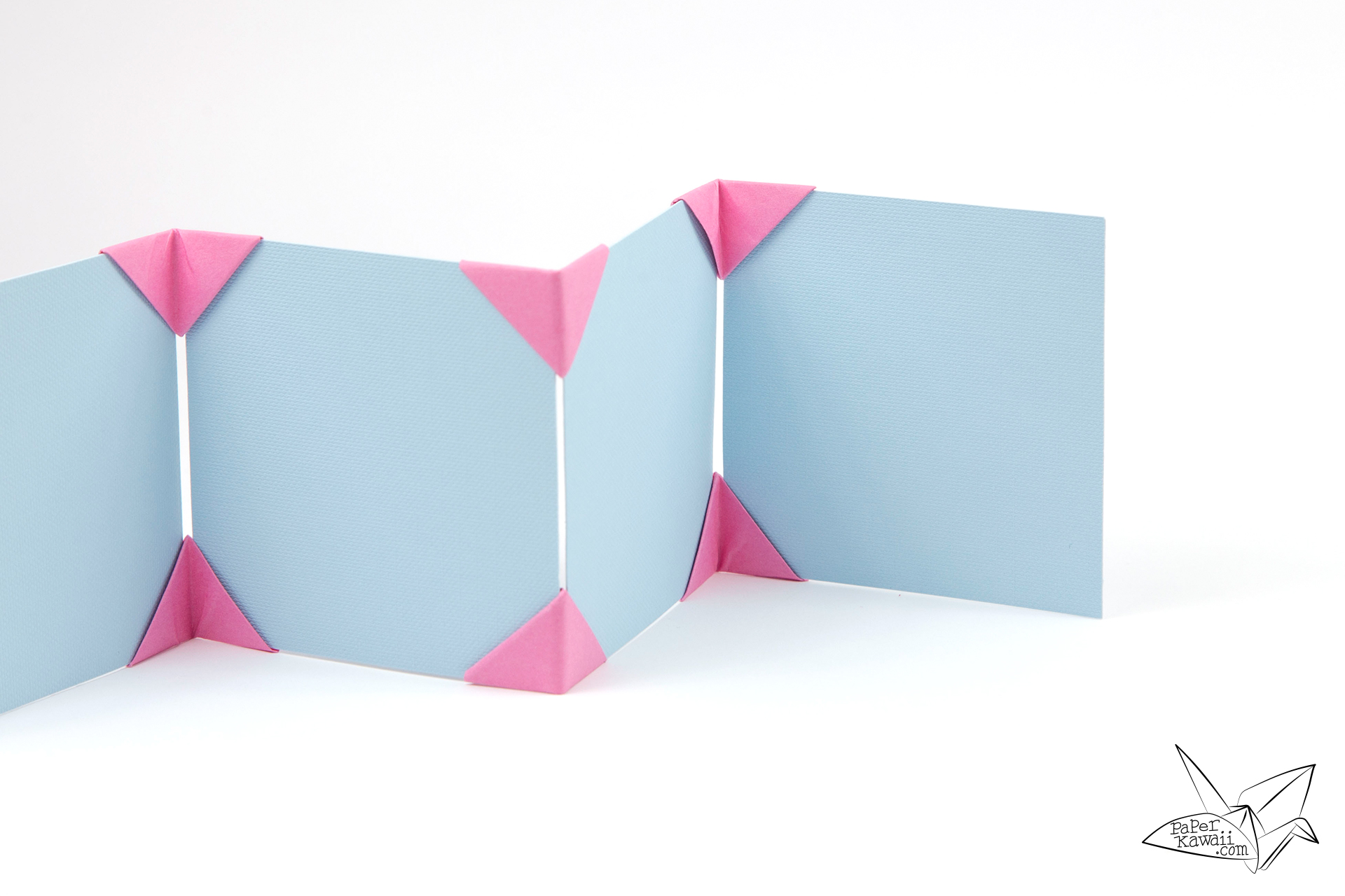 easy origami heart printable instructions