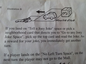 full house board game instructions