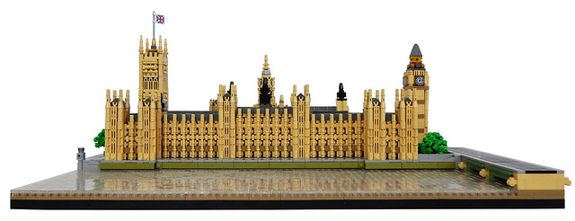 lego architecture big ben instructions