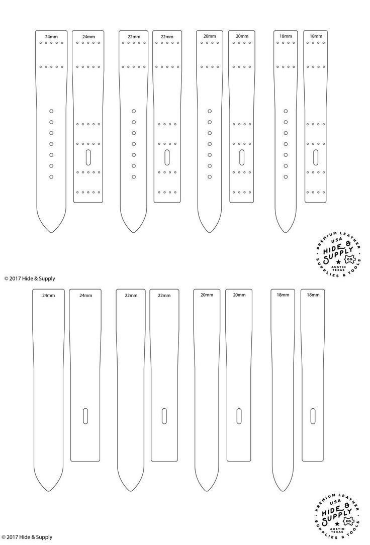 paracord watch band instructions pdf