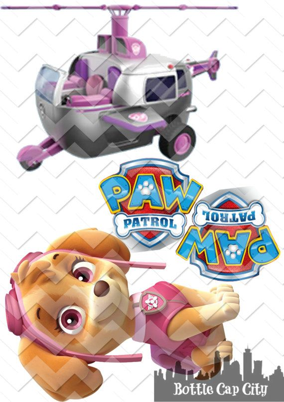 paw patroller truck sticker instructions