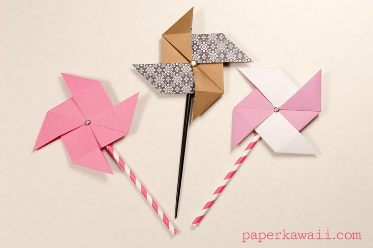 pinwheel instructions for kids