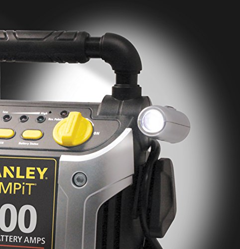 stanley jump starter instructions